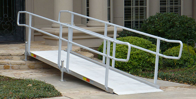 handicap ramp installation wheelchair ramps southampton pa adaptive